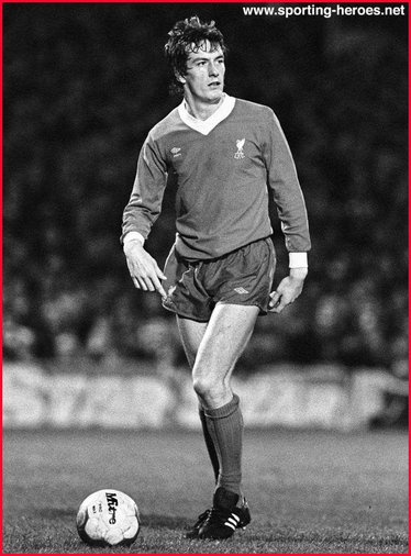 Colin Irwin - Liverpool FC - Biography 1974/75-1980/81