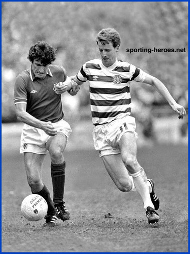 Sandy Jardine - Rangers FC - Biography of his football career at Rangers.