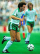 Martin O'NEILL - Northern Ireland - International football caps for Northern Ireland.