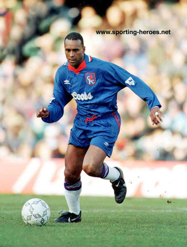 David Rocastle - Chelsea FC - Football career at Chelsea.