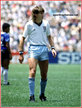 Chris WADDLE - England - Biography (Part 2) Jan 1986-86 World Cup
