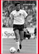 Neil WEBB - England - Biography of his football career for England.