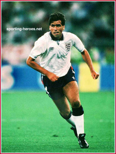 Neil Webb - England - English Caps 1987-92