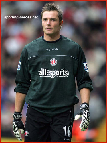 Stephan Andersen - Charlton Athletic FC - 2004/05-2006/07