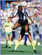 Dalian ATKINSON - Sheffield Wednesday - League appearances.