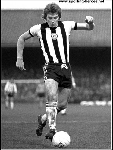 Micky Barker - Newcastle United FC - 1972/73-1978/79