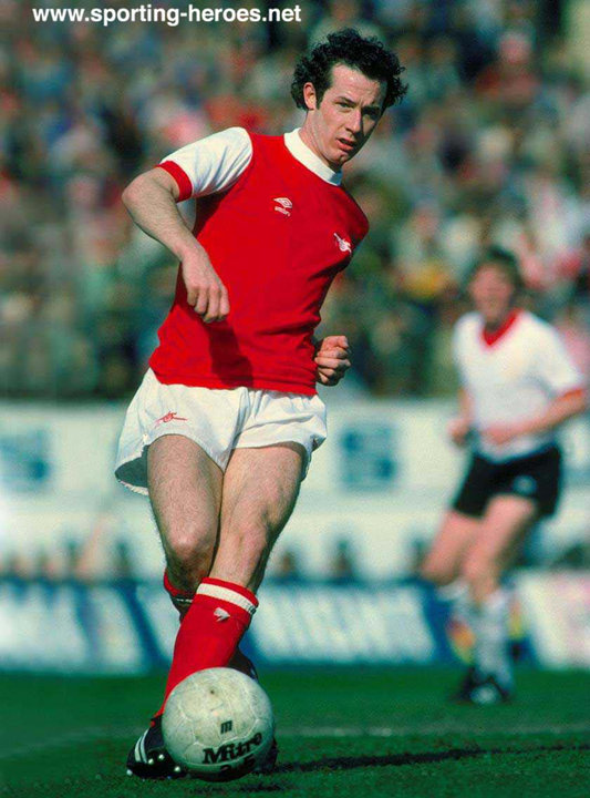 3681e25b3a9 Liam BRADY - League appearances. - Arsenal FC