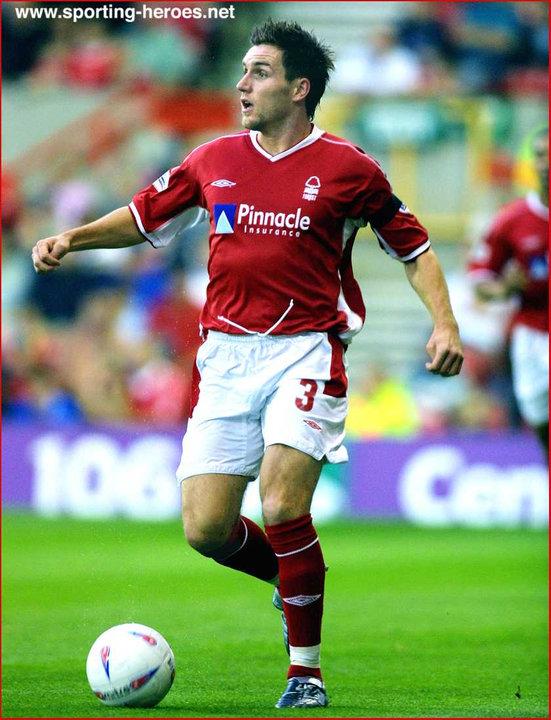 Jim Brennan Jim BRENNAN League Appearances Nottingham Forest FC