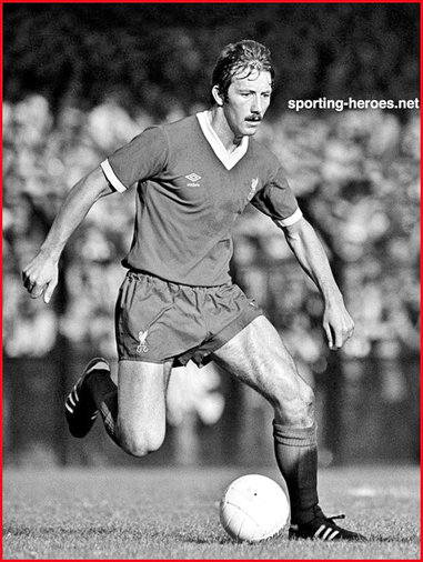 Jimmy CASE - League appearance and goals for Liverpoll. - Liverpool FC
