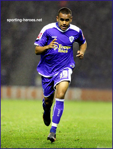 Ashley Chambers - Leicester City FC - League Appearances