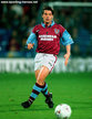 Tony COTTEE - West Ham United FC - League appearances for West Ham.