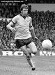 Wyn DAVIES - Manchester United FC - League appearances for Man Utd.