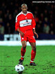 Brian DEANE - Middlesbrough FC - League Appearances