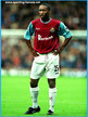 Jermain DEFOE - West Ham United FC - League appearances.