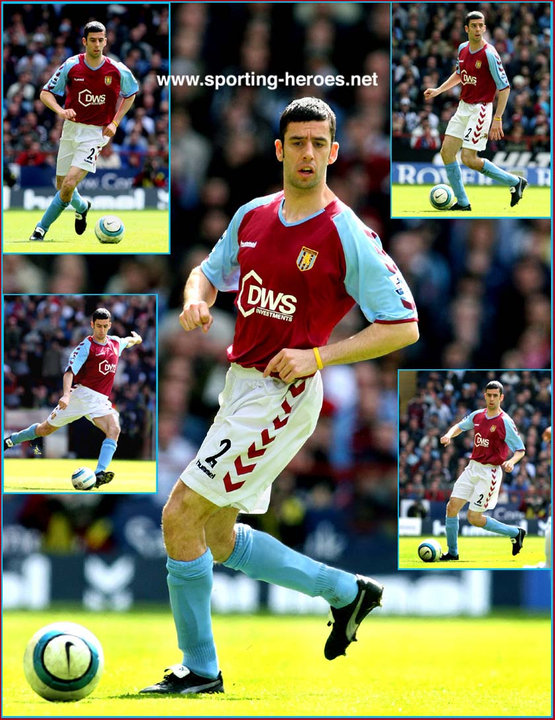 Mark Delaney Aston Villa