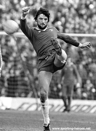Micky Droy - Chelsea FC - League appearances for Chelsea.
