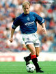 Gordon DURIE - Rangers FC - League appearances.
