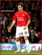 Darron GIBSON - Manchester United FC - Premiership Appearances