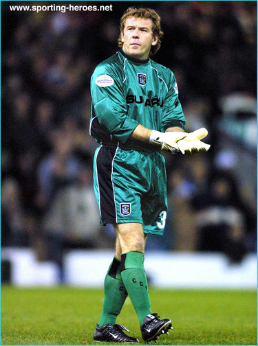 Andy Goram - Coventry City - League Appearances