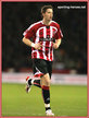 Greg HALFORD - Sheffield United FC - League Appearances