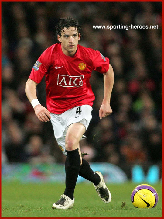 Owen hargreaves premiership appearances manchester united fc owen hargreaves altavistaventures Choice Image