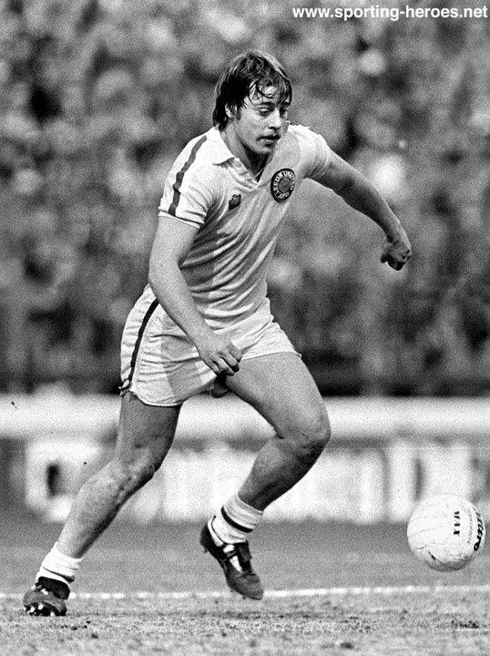 john hawley - league appearances