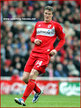 Robert HUTH - Middlesbrough FC - League Appearances