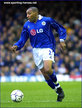 Andrew IMPEY - Leicester City FC - League Appearances
