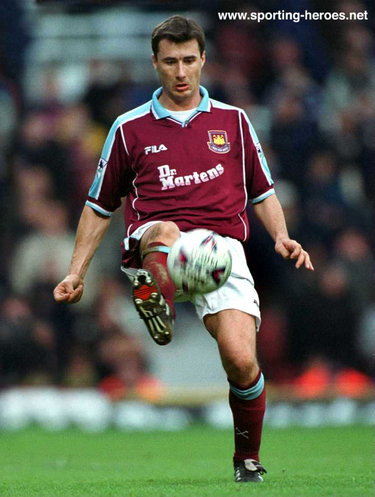 Marc Keller - West Ham United FC - League Appearances