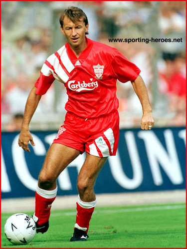 Istvan Kozma - Liverpool FC - League appearances.