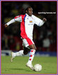 Victor MOSES - Crystal Palace - League Appearances