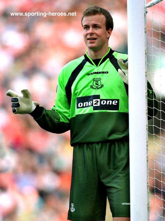 c0de362b Thomas MYHRE - Premiership Appearances - Everton FC