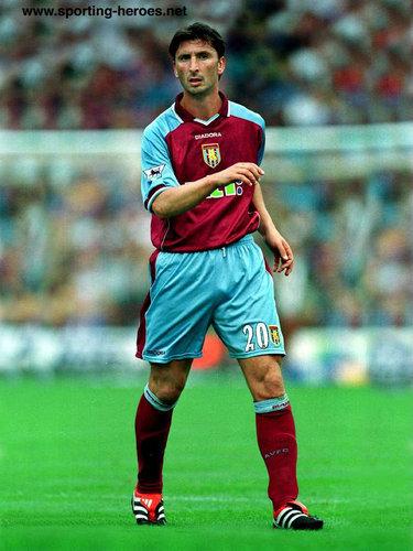 Luc Nilis Goal Aston Villa