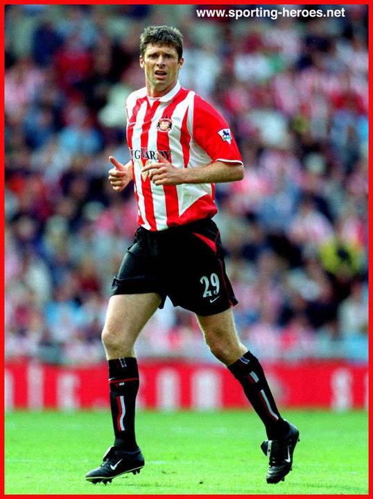 Niall FC Sunderland - appearances. - QUINN League