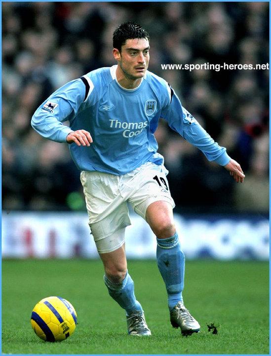 Albert Riera Premiership Appearances Manchester City Fc