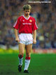Mark ROBINS - Manchester United - League appearances for Man Utd.
