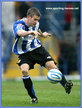 Tommy SPURR - Sheffield Wednesday - League appearances.
