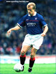 Jonas THERN - Rangers FC - League appearances.