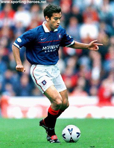 Giovanni Van Bronckhorst - 1998/99-2000/01 - Rangers FC