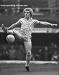 Ian WALLACE - Coventry City - League appearances.