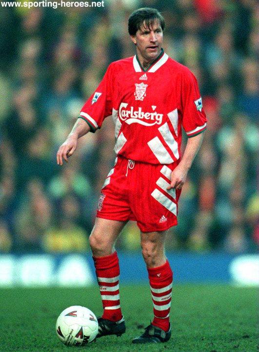 low priced 02875 4204d Ronnie WHELAN - League appearances. - Liverpool FC