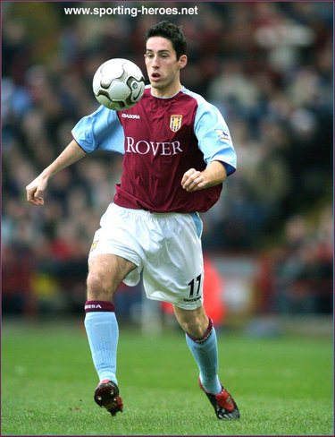 Peter Whittingham Aston Villa