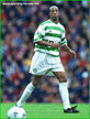 Ian WRIGHT - Celtic FC - League appearances.