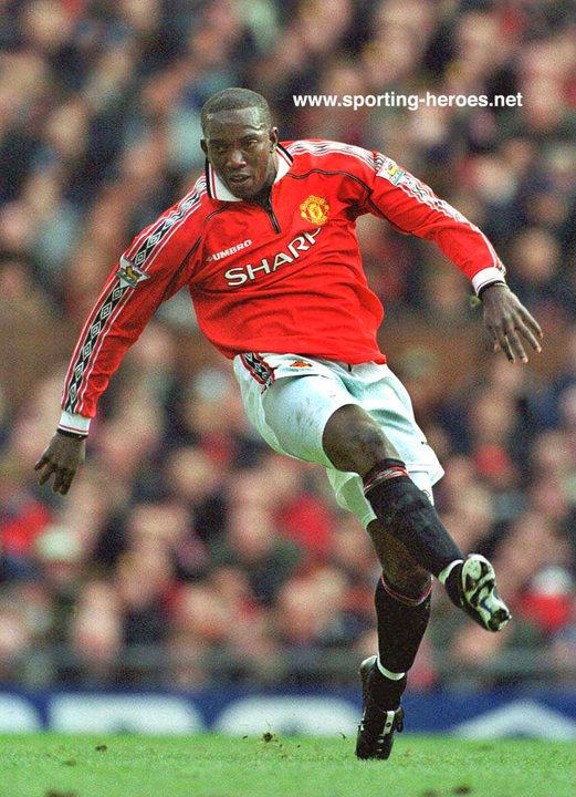 55fb1c2e3 Dwight YORKE - League appearances for Man Utd. - Manchester United FC