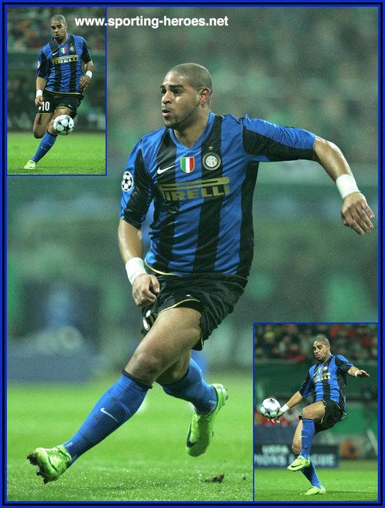 Adriano - UEFA Champions League 2008/09