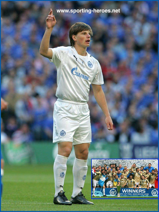 FC Zenit invited Arshavin and Tymoschuk to work in club structures 07/02/2015 42