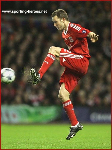Fabio Aurelio - UEFA Champions League 2008/09