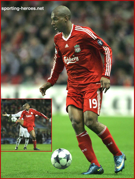 Ryan Babel - UEFA Champions League 2008/09