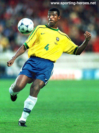 Junior Baiano - Brazil - FIFA Copa do Mundo 1998