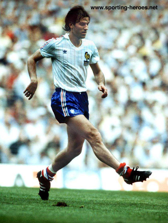 Patrick battiston fifa coupe du monde 1978 1982 france - Coupe du monde france allemagne 1982 ...